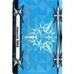 CFV V-BT06 V-GM2/0028EN Marker Imaginary Gift Marker Protect II Series II Silver Rainbow Emboss