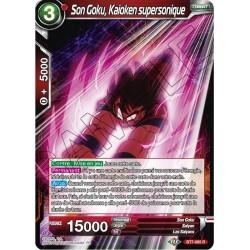 DBS BT7-005 R Son Goku, Kaioken supersonique