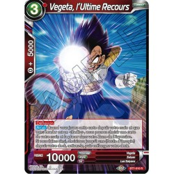DBS BT7-010 R Vegeta, l'Ultime Recours