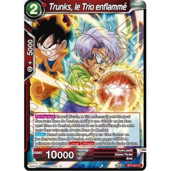 DBS BT7-011 C Trunks, le Trio enflammé