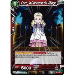 DBS BT7-015 C Coco, la Princesse du Village