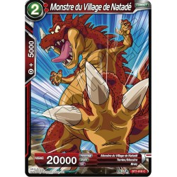 DBS BT7-018 C Monstre du Village de Natadé