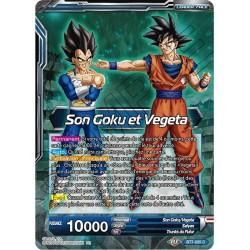 DBS BT7-025 C Son Goku et Vegeta