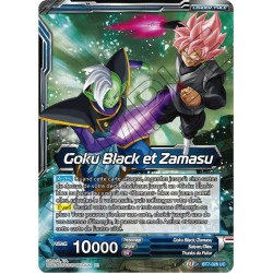 DBS BT7-026 UC Goku Black et Zamasu