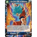 DBS BT7-027 UC Son Goku SSB, le Déblayeur