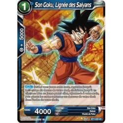 DBS BT7-028 UC Son Goku, Lignée des Saiyans