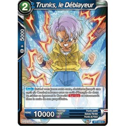 DBS BT7-032 C Trunks, le Déblayeur