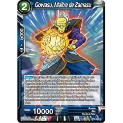 DBS BT7-036 C Gowasu, Maître de Zamasu