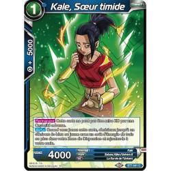 DBS BT7-041 C Kale, Sœur timide