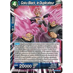 DBS BT7-042 UC Goku Black, le Duplicateur