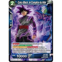 DBS BT7-044 C Goku Black, le Complice du Mal