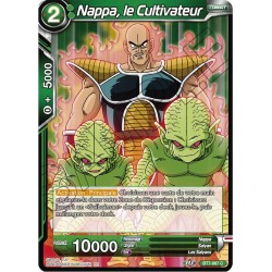 DBS BT7-067 C Nappa, le Cultivateur