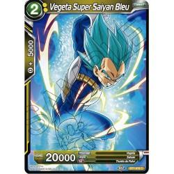 DBS BT7-076 C Vegeta Super Saiyan Bleu