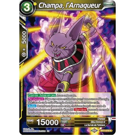 DBS BT7-078 R Champa, l'Arnaqueur