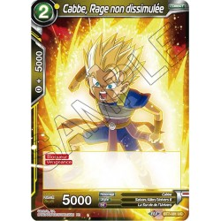 DBS BT7-081 UC Cabbe, Rage non dissimulée