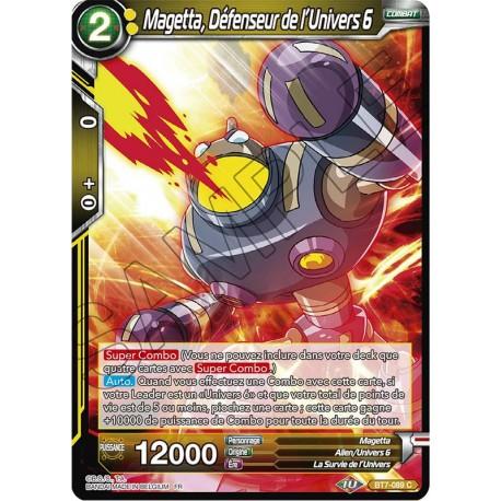 DBS BT7-089 C Magetta, Défenseur de l'Univers 6