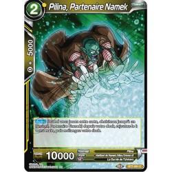 DBS BT7-091 C Pilina, Partenaire Namek