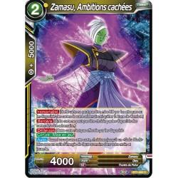 DBS BT7-093 C Zamasu, Ambitions cachées
