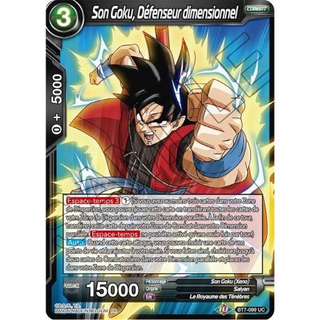 DBS BT7-099 UC Son Goku, Défenseur dimensionnel