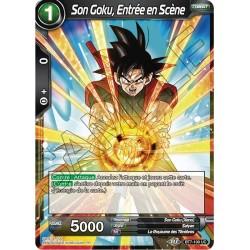 DBS BT7-100 UC Son Goku, Entrée en Scène