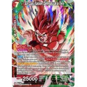 DBS BT7-111 SR Son Goku Kaioken, Défenseur de la Terre