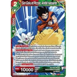 DBS BT7-112 R Son Goku et Piccolo, Amitié naissante