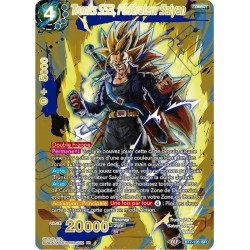 DBS BT7-126 ISR Trunks SS3, Fédérateur Saiyan