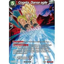 DBS BT7 P-134 PR Gogeta, Danse agile