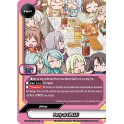 BFE S-UB-C02/0030EN Foil/R Party at CiRCLE!