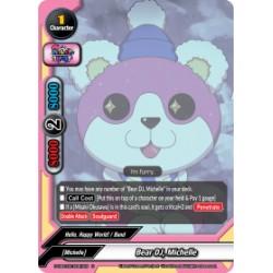 BFE S-UB-C02/0047EN Foil/U Bear DJ, Michelle
