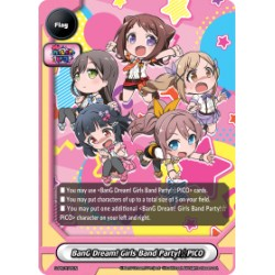 BFE S-UB-C02 S-PR/077EN S-PR BanG Dream! Girls Band Party!☆PICO Poppin' Party