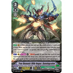 CFV V-EB09/003EN VR True Demonic Rifle Rogue, Gunningcoleo