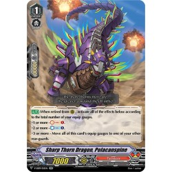 CFV V-EB09/012EN RR Sharp Thorn Dragon, Polacanspine