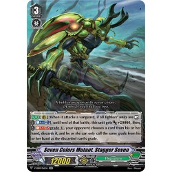 CFV V-EB09/016EN RR Seven Colors Mutant. Stagger Seven