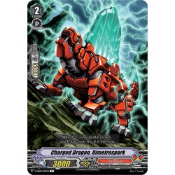 CFV V-EB09/037EN C Charged Dragon, Dimetrospark