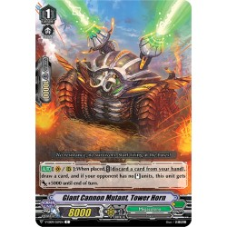 CFV V-EB09/059EN C Giant Cannon Mutant, Tower Horn