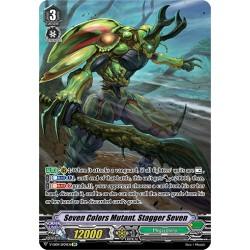 CFV V-EB09/S09EN SP Seven Colors Mutant. Stagger Seven