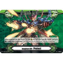CFV V-GM2/0036EN Imaginary Gift True Demonic Rifle Rogue, Gunningcoleo Protect II Imaginary Gift Marker