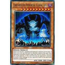 YGO LED5-EN000 Ccapac Apu, Inmortal Terrestre
