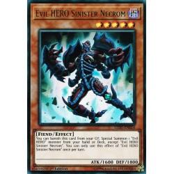 YGO LED5-EN014 Evil HERO Sinister Necrom