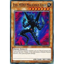 YGO LED5-EN017 Evil HERO Malicious Edge
