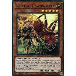 YGO LED5-EN024 Ascator, Dawnwalker