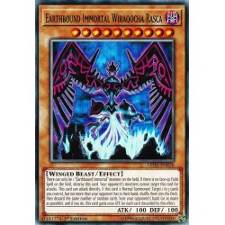 YGO LED5-EN028 Earthbound Immortal Wiraqocha Rasca