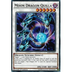 YGO LED5-EN033 Moon Dragon Quilla