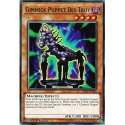 YGO LED5-EN041 Gimmick Puppet Des Troy