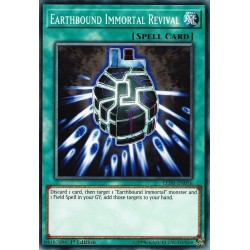 YGO LED5-EN056 Earthbound Immortal Revival (Updated from: Earthbound Revival)