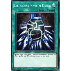 YGO LED5-EN056 Résurrection de l'Esprit de la Terre Immortel (Actualisé de : Résurrection des Esprits de la Terre)