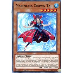 YGO CHIM-EN003 Marincess Crown Tail