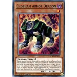 YGO CHIM-EN005 Chobham Armor Dragon