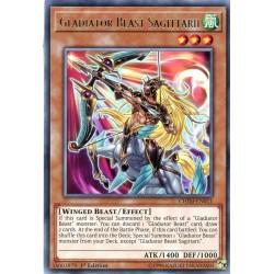YGO CHIM-EN011 Sagittarii, Bête Gladiateur/Gladiator Beast Sagittarii